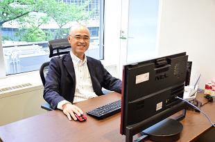 エンジニアが働きやすい環境はしっかりと整えます。代表宮崎