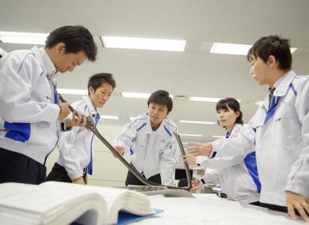 若手社員がチャレンジしやすい環境です!