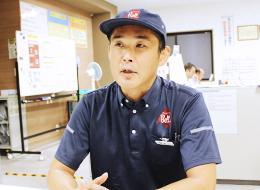 北千束営業所/石川(入社4年目)