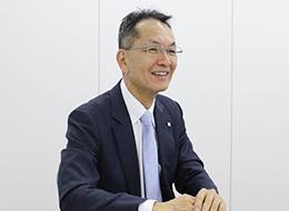 東京第三支社 営業所長 町田