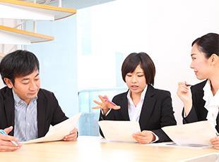 経験者・未経験者問わず活躍中!社内でのコミュニケーションもとりやすい雰囲気があります。