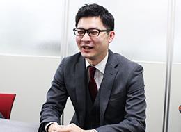 入社2年目/31歳/前職:ベンチャー企業にて開発エンジニアとして従事