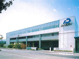 愛知県にある新城工場。国内外に4ヶ所の自社工場を持っていることも当社の大きな強みです。