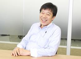 事業部を牽引していくコアとなって頂けることを期待しています。 代表取締役社長 仲田