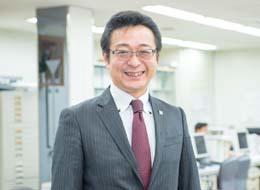 「人に貢献できる仕事、というのも東建を選んだ理由の一つです」(松崎)