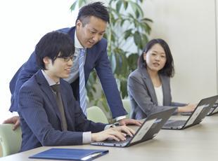 業界未経験の方多数活躍中。入社後研修でフォローし合いながらスタートできます。