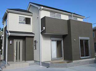 「全ての人にマイホームを」という考えのもと、高品質・低価格の住宅をご提案しています。