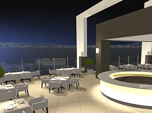 デザインに特化した事業展開も特徴の一つ。レジデンス、リゾート、レストラン…多彩な活躍の場があります。