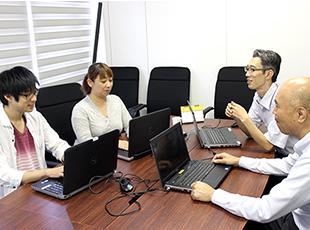 10年以上勤務している社員もいる程、働きやすい環境が整っています。