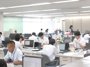 ちばぎんのグループ会社として、パソコンの導入からシステム構築、運用・保守まで幅広いサービスを展開。