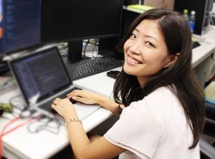 女性エンジニアも活躍中!年齢、経験年数問わずに成長意欲の高い社員が集まっています。