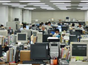 今後、従来の業務に加え、ソフトウェア開発事業の強化を目指します。