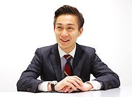 営業本部/望月(24歳・入社4ヶ月)