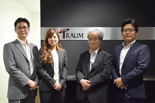 関西支社は本町へ移転。広々とした新オフィスが待っています。
