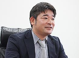 TPM営業部 東京センター長 藤原
