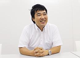 基盤技術統括部 第一技術部 主任/山本(設立時より在籍)