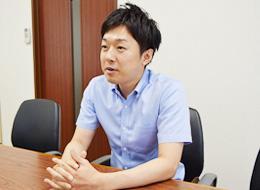 佐藤/入社6年目/関西営業所所長