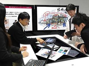 業界にとらわれず、様々な場面で当社の技術が活用されています。
