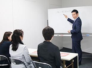 研修も充実!丁寧にサポートしてくれるので安心してお仕事をスタートできます!