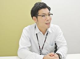 「前向きな方なら歓迎です。私たちがサポートしていきます!」/東京市販第1営業所 所長 名和