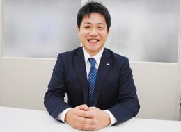 亀田/入社4年6ヶ月/前職:道路の設計