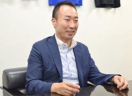 営業ノルマは設けてないので、焦らずゆっくり関係構築をしてください。(取締役副社長・小野澤)