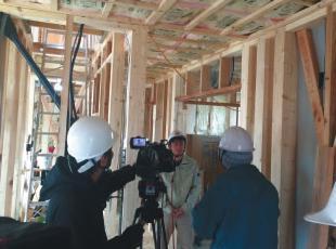 アエラホームには建築に関する高いクオリティを誇る職人が豊富!TV番組でも取り上げられたことがあります。