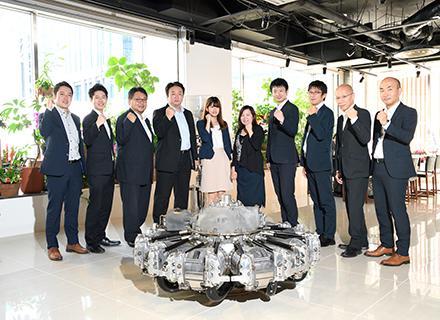 エンジニアリング事業部・IoTデペロップメントグループメンバー募集中です。