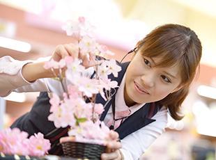 お客様に愛されるお店づくりも、大切なお仕事の一貫。
