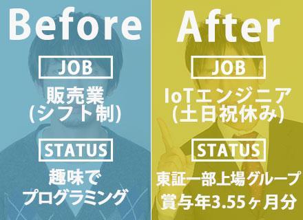 月平均残業22.5h程/賞与年3.55ヶ月分/年間休日123日/有休消化率75%以上