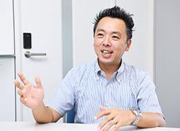 ITエンジニアリング部 部長/早川 小太郎