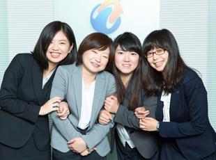 各種手当、休日休暇が充実しているため、女性社員も数多く活躍しています。