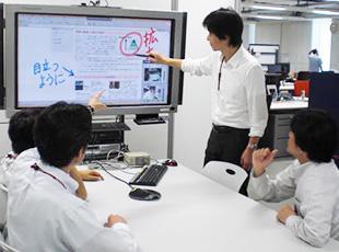 前身企業から蓄積されている技術力によって、ハイクオリティなサービスを提供できています。