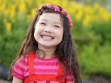パワーの源となるのは、子どもたちの明るい笑顔。「明日も頑張ろう!」と思えます。