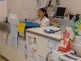 デスクワークのみではなく患者様とのコミュニケーションも大事なお仕事。元気に明るく接しましょう!