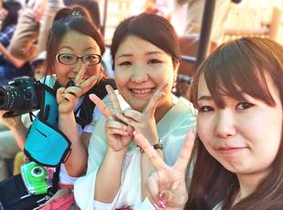 女子会をはじめ、懇親会や社内イベント、社員旅行も豊富にあります!