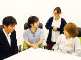 20代・30代の社員が活躍中!社内旅行などイベントも多く社員とのコミュニケーションの場も多いです。