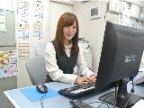 お仕事はお客様の受付対応と事務作業がメイン。PCスキルも身に付きます♪