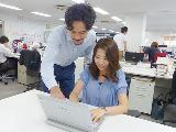 【アシスタント】営業とアシスタントは、しっかり連携をとりながら業務に取り組んでいます。