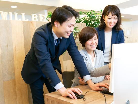 社長が女性ということもあり、女性社員が多数活躍中!ライフイベントも大切にしながら働けます。