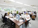 社員一人ひとりのことを考えた働きやすい環境が魅力です♪