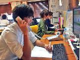 電話・メールの対応、お客様の受付対応など、事務サポートをお願いします。