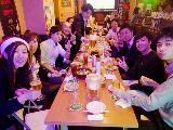 飲み会をはじめ、ボーリング大会など社内イベントが多く、社員同士の仲が非常に良いのが特徴です。