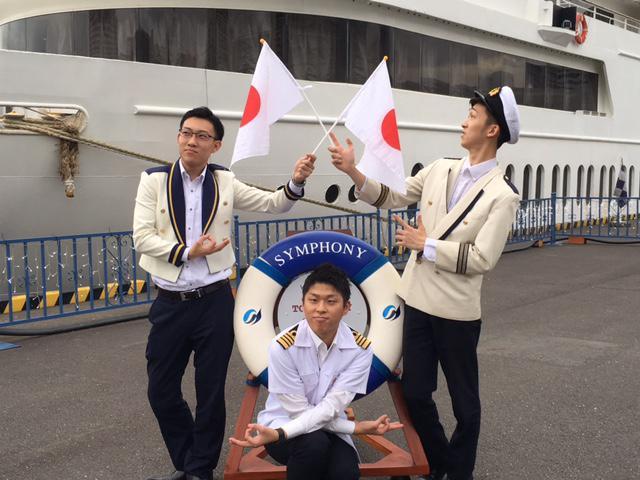 代表の須藤(右)、部長の菊地(左)