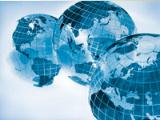 世界40カ国、500拠点のグローバルネットワークを活かし、世界経済に貢献