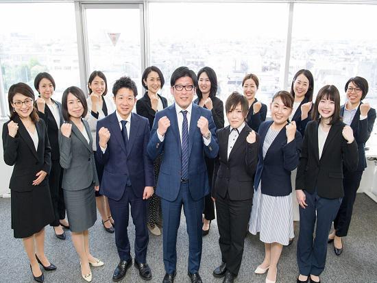 右肩上がりに成長中。オフィスワークを通じて、人事労務の専門知識が学べます