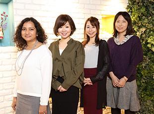 女性比率は60%以上!女性も長く働ける環境が特徴です♪