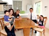 「子育ての家」「1000万円台の家」など、1つ1つのご家庭に合った注文住宅を提案しています。
