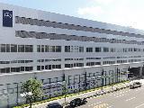 2012年に完成した東京都港区芝浦の本社社屋。この社屋を次の100年に向けての礎として位置づけています。