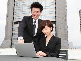 まずは先輩スタッフと一緒に業務を進めて頂くで安心です!